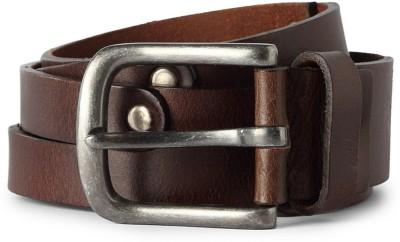 Van Heusen Men Brown Artificial Leather Belt