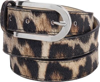 Aadaana Women Casual Multicolor Artificial Leather Belt