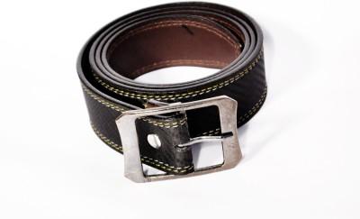 D Jindals Men Casual Brown Synthetic Belt