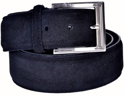 Leather Plus Men Formal Black Belt