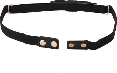 Naitik Products Women Casual Black, Beige Metal Belt