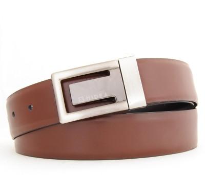 Hidea Men Formal Multicolor Genuine Leather Reversible Belt