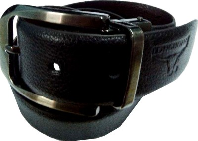 Longhorns Men Casual Multicolor Genuine Leather Reversible Belt