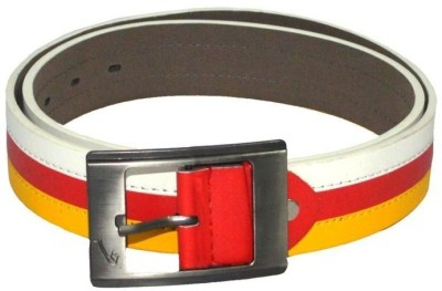 Gen Men Casual Multicolor Artificial Leather Belt