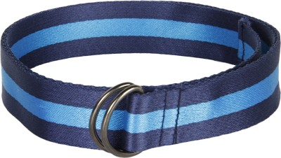 Anekaant Women Casual Blue Fabric Belt