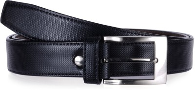 Allura Men Evening/Party, Casual, Semi-formal Black Synthetic Belt
