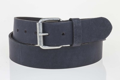 Tregus Men Casual Blue Genuine Leather Belt