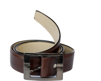 Spairow Men Casual, Formal Brown Artificial Leather Belt