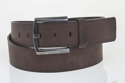 Tregus Men Casual Tan Genuine Leather Belt