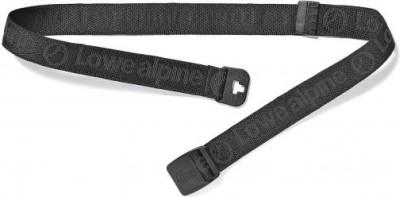 Lowe Alpine Men Casual Black Synthetic Belt