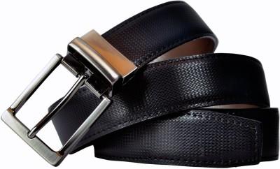 Saugat Traders Men Formal, Casual Black, Brown Artificial Leather Belt