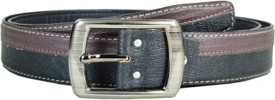 Opaque Men Formal Multicolor Artificial Leather Belt