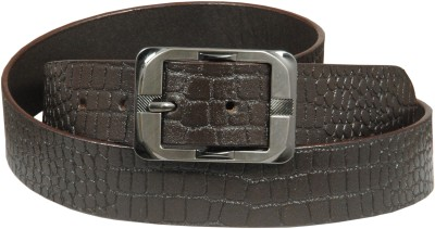 Red Cub Men Casual Brown Genuine Leather Belt