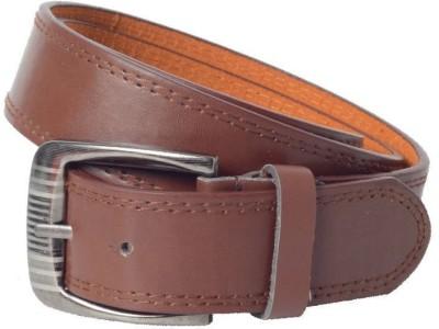 Moda Xclusive Men Brown Genuine Leather Belt