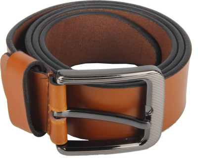 Hide Bulls Men Casual Multicolor Genuine Leather Belt