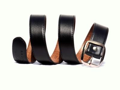 Chaklu Paklu Boys Black Synthetic Belt