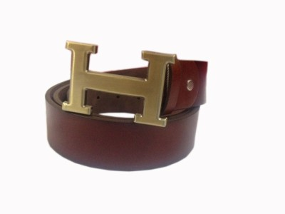 MSELACTOS Boys Casual, Party, Formal, Evening Tan, Brown Artificial Leather Belt