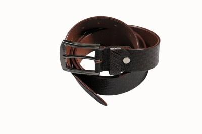 Panache4U Men Brown Genuine Leather Belt