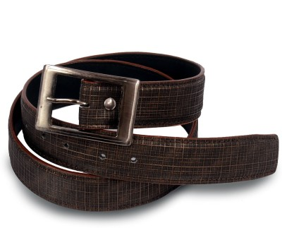 Victoria Secret Men Brown Artificial Leather Belt