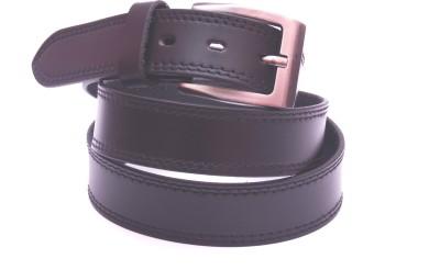 NC Men Formal Black Genuine Leather Belt