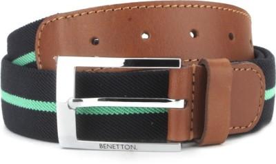United Colors of Benetton Men Canvas Belt