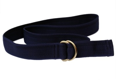 Moac Boys Casual Blue Canvas Belt