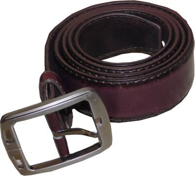 JTM Trading Boys, Men Brown Artificial Leather Belt