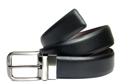 Saugat Traders Men Casual, Evening, Party, Formal Black, Brown Artificial Leather Reversible Belt