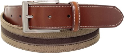 Orosilber Men Casual Khaki Belt