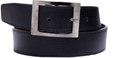 Fashionboom Men Black Synthetic Belt