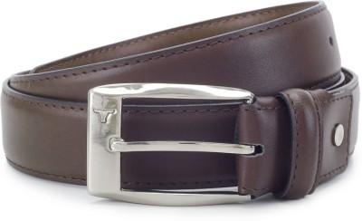 Bulchee Men Brown Metal Belt
