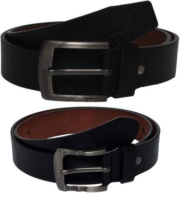Gen Men Casual Multicolor Genuine Leather Belt