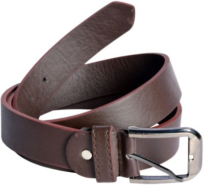 Modishera Men Casual Brown Artificial Leather Belt