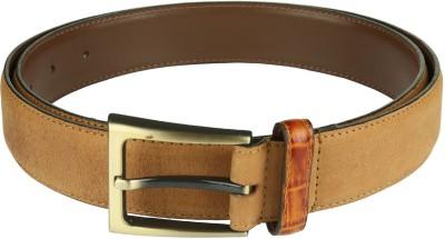 Raymond Home Men Brown Genuine Leather Belt