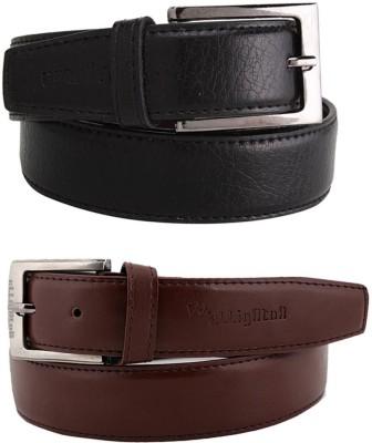 Ocean Enterprises Men Formal, Casual, Party Multicolor Genuine Leather Belt