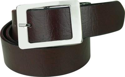 Klazo Men, Boys Casual, Evening, Formal, Party Brown Genuine Leather Belt