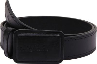 Bharat Fashion Boys, Men Black Synthetic, Artificial Leather Belt