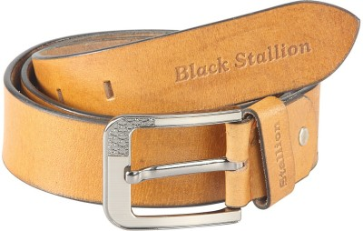 Goodwill Leather Art Boys, Men Casual, Evening, Formal, Party Tan Genuine Leather Belt