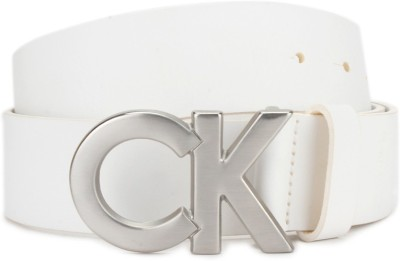 Calvin Klein Men Genuine Leather Belt