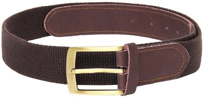 Frow Boys Brown Canvas Belt