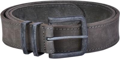 Lafaas Men Casual Green Genuine Leather Belt