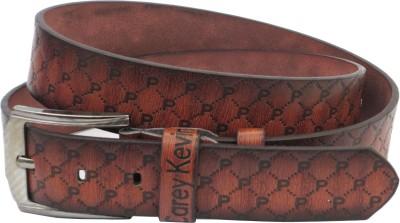 Carey Kevin Men Casual Brown Genuine Leather Belt