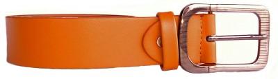 BeltsMB Men Tan Genuine Leather Belt