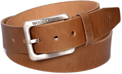 kamyaart Boys Casual, Formal, Party, Evening Brown Synthetic Belt