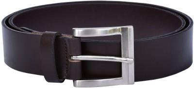 Lafaas Men Formal Brown Genuine Leather Belt