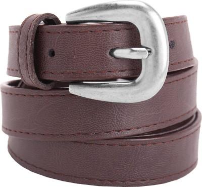 Aadaana Women Casual Brown Artificial Leather Belt