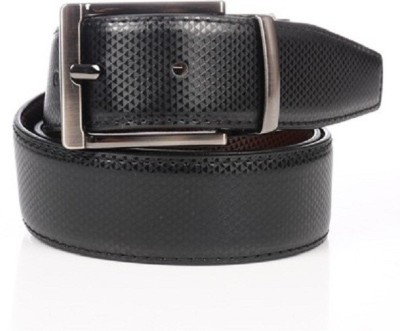 Saugat Traders Men Formal, Casual Black, Brown Artificial Leather Reversible Belt