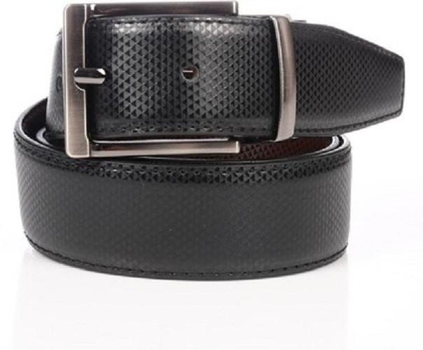 Saugat Traders Men Formal, Casual Black, Brown Artificial Leather Reversible Belt