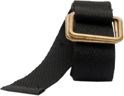 Say It Loud Men, Women Casual Black Synthetic Belt