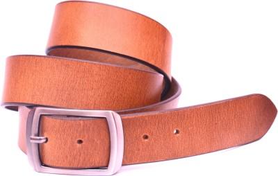 NC Men, Boys Tan Genuine Leather Belt